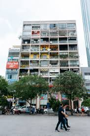 Exploring Saigons Incredible Cafe Apartment