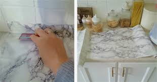 you can easily give it a makeover with removable wallpaper it s an easy project that won t cost a lot and when your lease is up you can just l off the