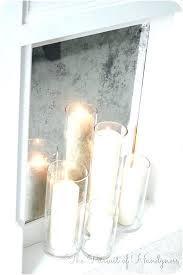 mercury glass mirror full image for plain distressed tutorial or my diy antique