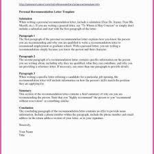 Recommendation Letter Sample For Nanny Archives