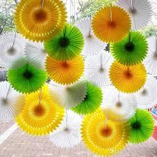 Paper Flower Backdrop Garland 2019 Wedding Supplie Layout Garland Paper Flower Ball Wedding
