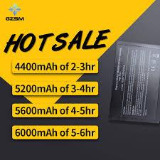 Online Shop HSW <b>5200mah new</b> k50in <b>6Cells</b> battery for <b>laptop</b> ...