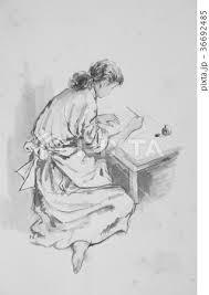 トシコユルギさんno182801のイラスト素材 Pixta