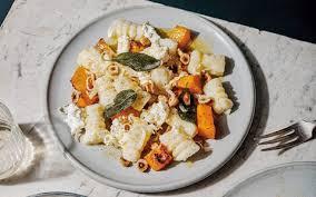 Recipe Writer App Potato Gnocchi With Pumpkin Ricotta And Smoked Cheese Recipe