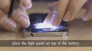 Iphone Se Light Mod Iphone 4s Light Mod Installation Guide Youtube