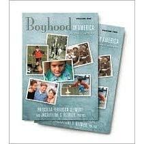 Boyhood in America: An Encyclopedia by Priscilla Ferguson Clement