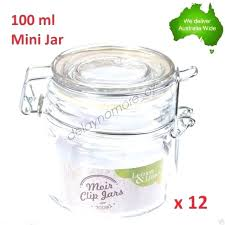 small jam jars mini glass w clips wedding lolly candy jar bottle herb e bulk small jam jars glass