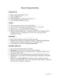 Job Fair Resume Resume For Your Job Application