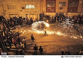 Image result for سنت چهارشنبه سوری در ایران