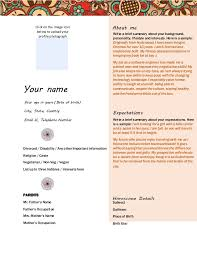 marriage biodata format in english marriage biodata format for download