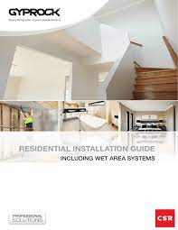 residential installation guide
