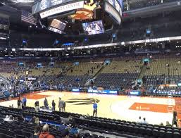 Scotiabank Arena Section 107 Seat Views Seatgeek