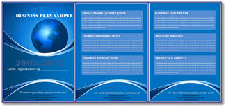 Sample Small Business Plans Small Business Plan Template – Download Free Sample & Examples for ...
