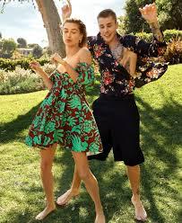 джастин бибер и хейли болдуин в эксклюзивном интервью для Vogue