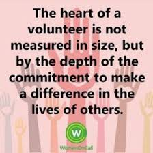 Quotes About Volunteers Appreciation. QuotesGram