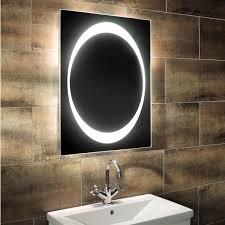 ideas oval bathroom mirrors