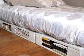 Pallet Bedroom Furniture 20 Brilliant Wooden Pallet Bed Frame Ideas For Your House