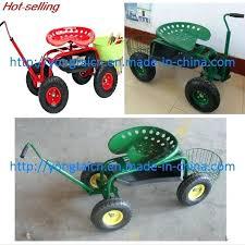 garden seat on wheels. Rolling Garden Seat China Wheeled Cart Wagon Work On Wheels