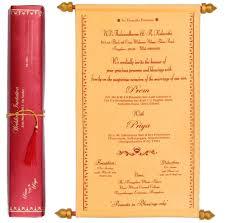 Scroll Wedding Cards Under Fontanacountryinn Com