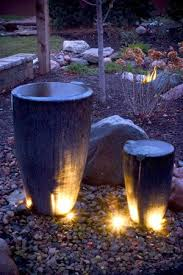 feature lighting ideas. Feature Lighting Ideas. Fire And Water Highlight Garden Features After Dark Ideas
