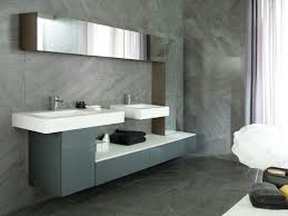 Porcelanosa Bathroom Accessories Double Washbasin Cabinet Wall Hung Wooden Contemporary