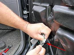 how to remove door panels on a 2005 chevy trailblazer 2008 Equinox Door Wiring Harness disconnect speaker wire connector 2005 chevy trailblazer door wiring harness for 2008 chevy equinox