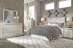 Signature Design by Ashley Dreamur Queen Bedroom Group - Item Number: B351 Q  Bedroom Group