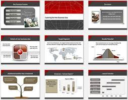 ppt business plan presentation sample business proposal template powerpoint free business plan