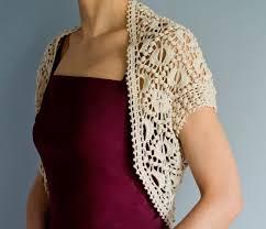 Crochet Shrug Pattern Simple Crochet Shrug PATTERN Evening Shrug Pattern Crochet Wedding Shrug