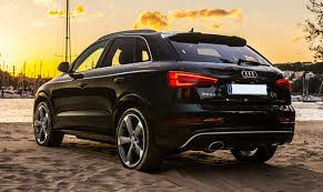 audi q 3 2018. plain 2018 2019 audi q3  rear for audi q 3 2018