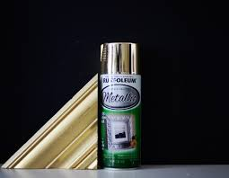 Design Master Gold Spray Paint Finding The Perfect Gold Spray Paint The Vintage Rug Shop