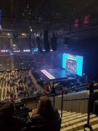 Van Andel Arena Seating Chart Wrestling Van Andel Arena Section 222 Home Of Grand Rapids Griffins