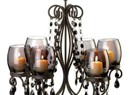 outstanding candle chandeliers chandelier parts covers wrought iron