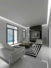 modern living room black and white. Living Room Black And White. Email; Save Photo. White-washed Modern White