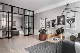 Schlafzimmer Im Wohnzimmer Sehr Geräumige Wohnung Von 100m2 3