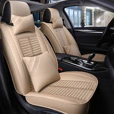 leather car seat covers cushion automobile seats cover for land rover freelander 2 range rover 2