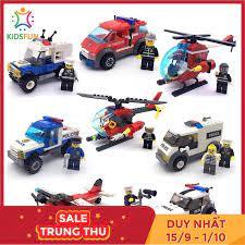Báo giá Đồ chơi trẻ em xếp hình lego city cao cấp xếp hình lắp ráp các loại  ô tô từ 78 đến 93 chi tiết nhựa abs cao cấp cho bé