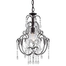 features minka lavery 20 inch one light mini chandelier