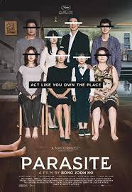 But then the bottom falls out of the joke (metaphorically. Parasite Bytowne Cinema