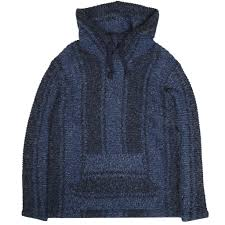 How To Knit A Rug Stussy Chunky Knit Drug Rug Sweater Navy Bodega