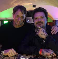 Bam margera's family says his recent behavior is because he's stopped taking his medication for bipolar disorder. Tony Hawk And Bam Margera In 2019 Pics