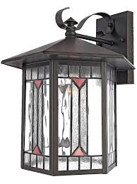 period exterior lighting chaparral um wall lantern in ci bronze artsandcrafts greenvillscrealestate