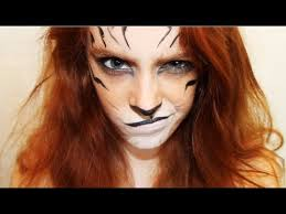 tiger makeup tutorial the you generation