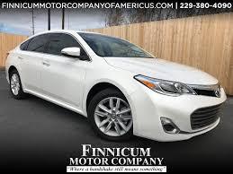 Used Toyota Avalon For Sale Albany, GA - CarGurus