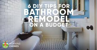 diy bathroom remodels on a budget. diy bathroom remodels on a budget