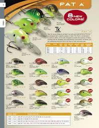Crankbait Color Chart Pin On Fishing Kayaking