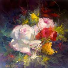 gary jenkins beauty of oil painting