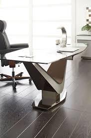 sleek office desk. executive sleek sophisticated for your office or home the dermae desk e