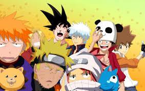 Anime Wallpaper Naruto One Piece
