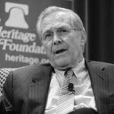 USA: Ex-Verteidigungsminister Donald Rumsfeld verstorben